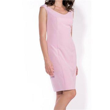 Sukienka model Firi różowa
