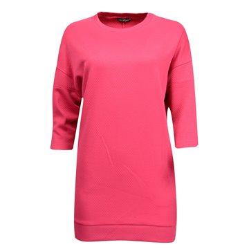 Różowa tunika damska 1007