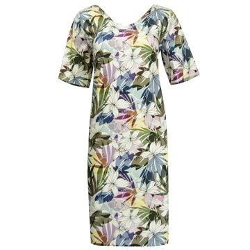 Sukienka w kwiaty z bawełny