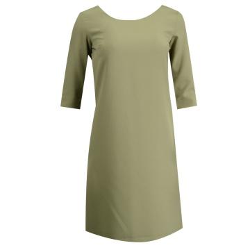 Sukienka oliwkowa