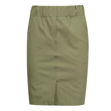Zielona sportowa spódnica z...