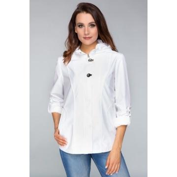 Biała kurtka damska Daria
