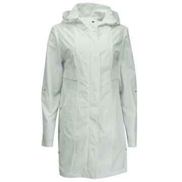 Biała kurtka damska z...