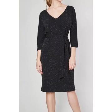 Sukienka czarna Fresno 60-322