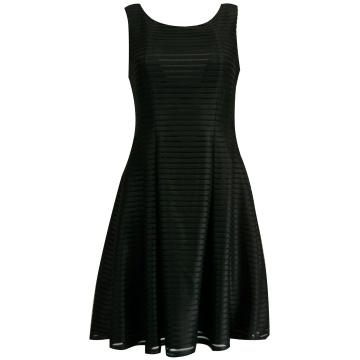 Czarna sukienka Talena