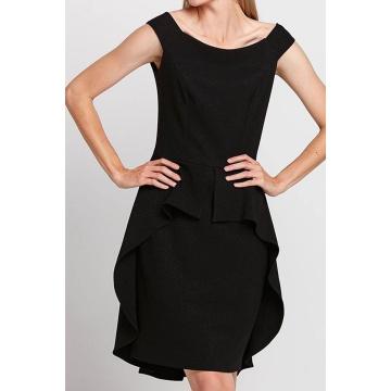 Sukienka model Annisa czarna