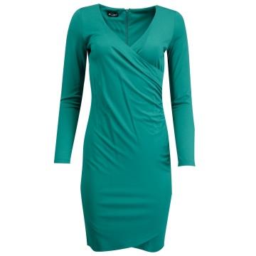 Zielona sukienka Cremina