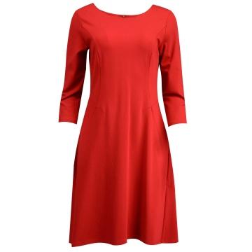 Czerwona sukienka Anissa