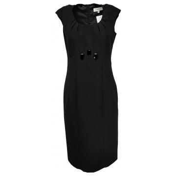 Sukienka czarna bez rękawów...