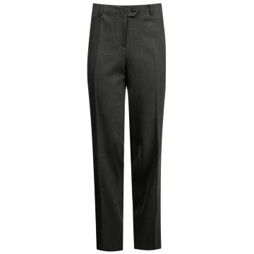 Grafitowe spodnie damskie