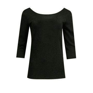 Czarna bluzka damska model...