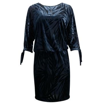 Fioletowa wizytowa sukienka...