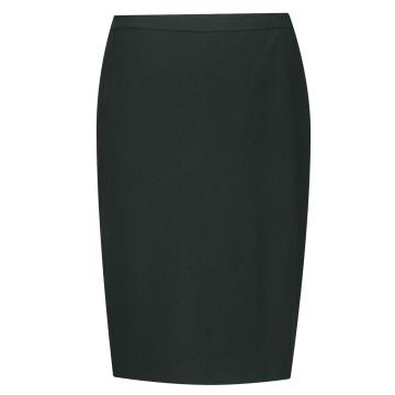 Czarna ołówkowa spódnica z...