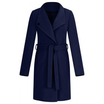 Zimowy płaszcz damski model...